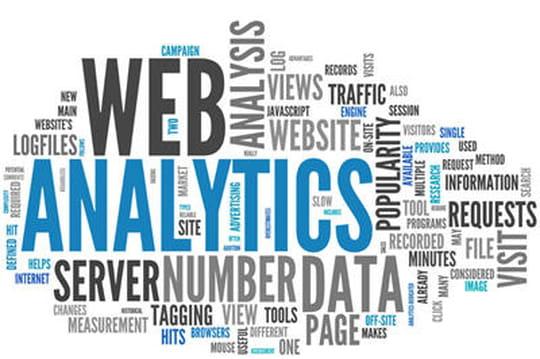 Marché web analytics en avril 2014