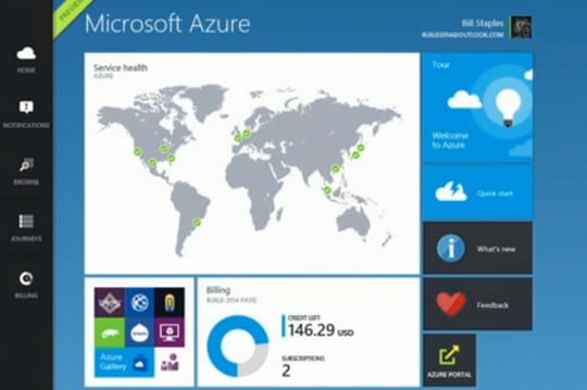 Cloud : Microsoft booste sa R&D pour contrer Amazon