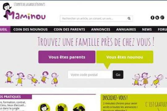Maminou.com dévoile sa dernière version