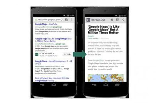 Google poursuit l'indexation du contenu des applications mobiles