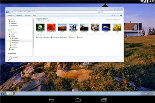 Google lance Chrome Remote Desktop sur Android