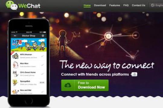 WeChat e-commerce