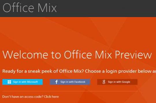 Office Mix : Microsoft teste une version plus interactive de PowerPoint