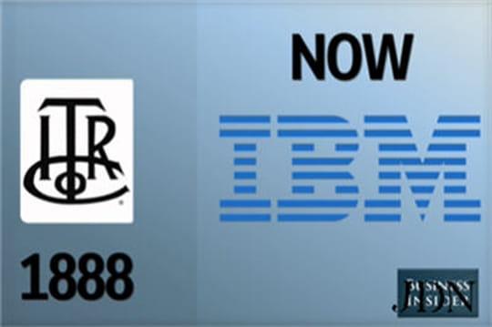 Sociétés tech logos