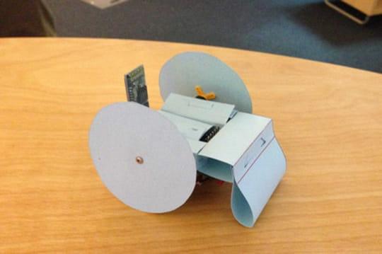 Les robots imprimables du MIT