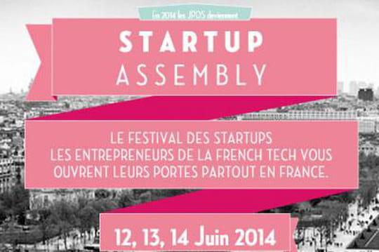 Les JPDS deviennent Startup Assembly et se tiendront du 12 au 14 juin