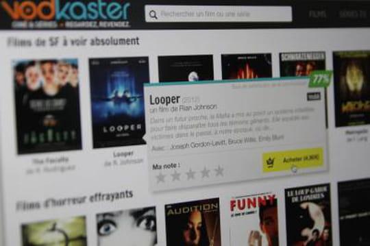 Vodkaster, la véritable alternative française à Netflix ?