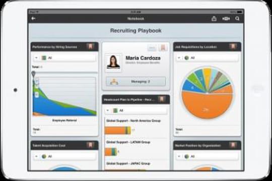 Gestion des recrutements : Workday lance sa nouvelle app mobile