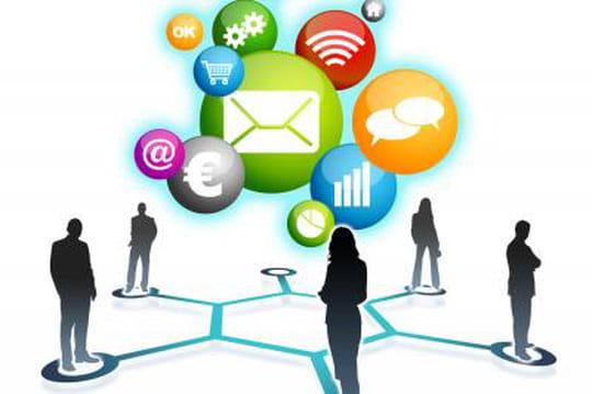 La diffusion des RSE et de leurs fonctionnalités sociales se poursuit en entreprise