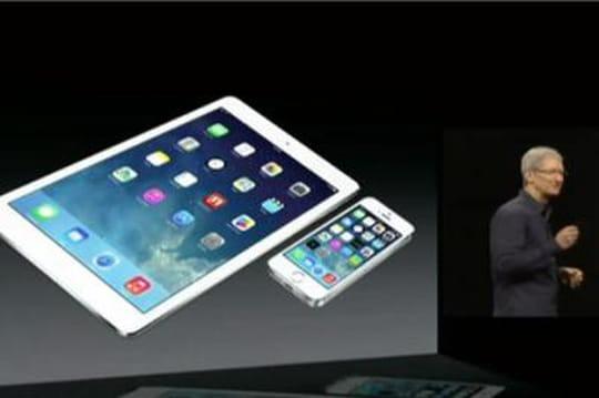 iOS 8 : nouveauté