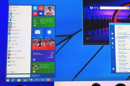 Windows : le nouveau menu Démarrer reporté à 2015
