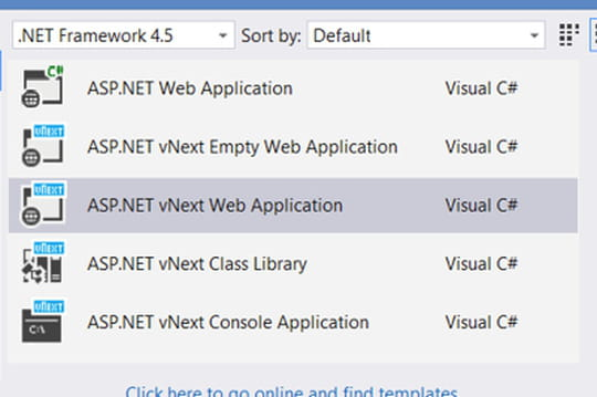 Visual Studio 14