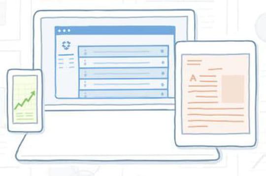 Sécurité : Dropbox acquiert MobileSpan