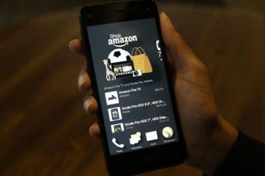 "Amazon lance son smartphone ""Fire Phone"""