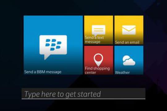 BlackBerry dévoile son assistant virtuel
