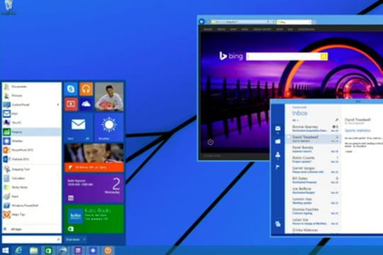 Comment Microsoft développe Windows 9