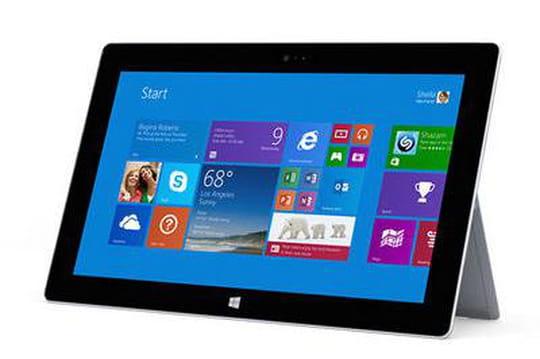 Microsoft casse les prix de sa Surface2... en prévision de Windows9?