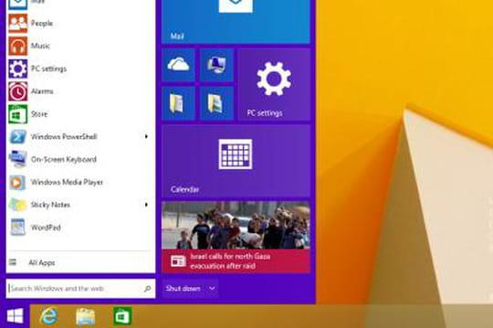 """Windows 9 : une pré-version baptisée """"Technical Preview for Enterprise"""" ?"""