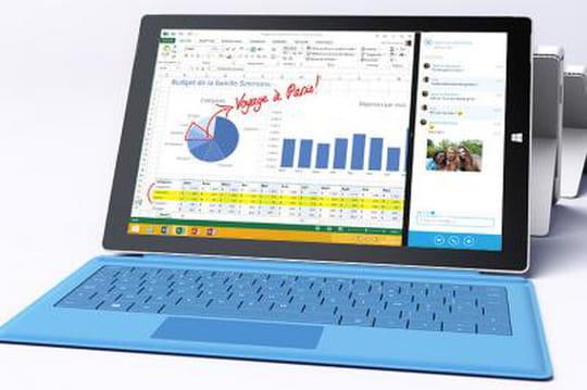 La Surface Pro 3 est lancée en France