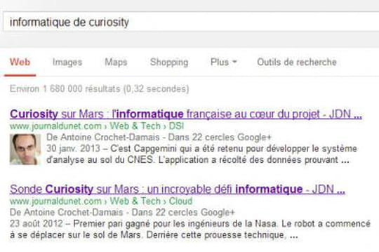 SEO : Google abandonne l'authorship