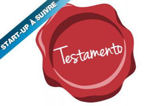 Start-up à suivre Testamento
