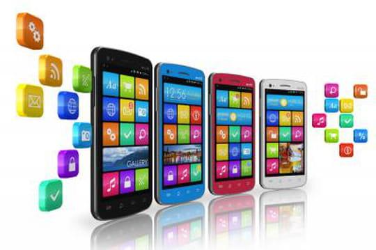Aux USA, le temps passé sur les applications mobile a augmenté de 65% en 2 ans