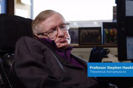 Intel et Stephen Hawking travaillent sur un fauteuil roulant connecté