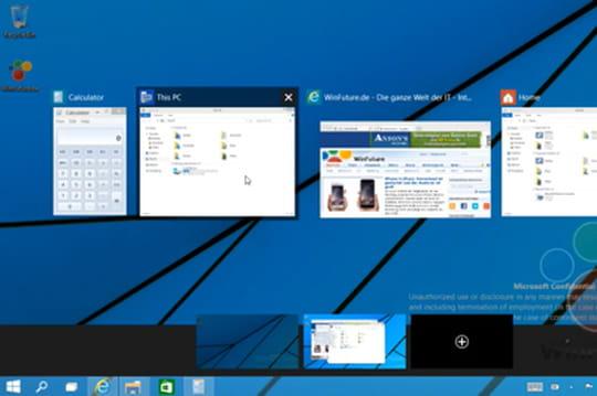 Windows 9 : le virtual desktop en vidéo 0914