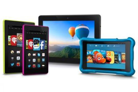 Amazon sort pas moins de 6 nouveaux devices mobiles