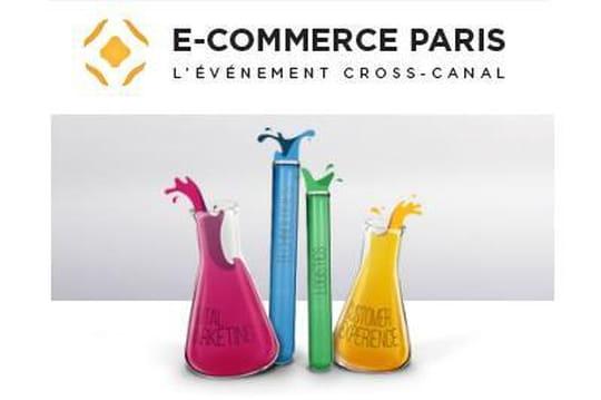 Plus que quelques jours pour vous inscrire au salon E-Commerce Paris