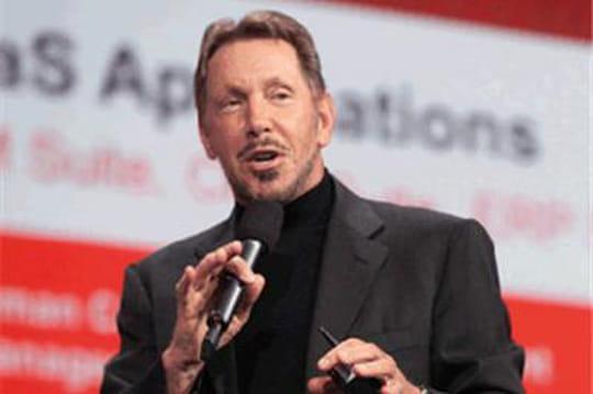 Oracle : Larry Ellison laisse sa place de CEO à Mark Hurd et Safra Catz
