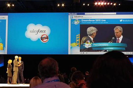 Salesforce relance son hackathon à un million de dollars