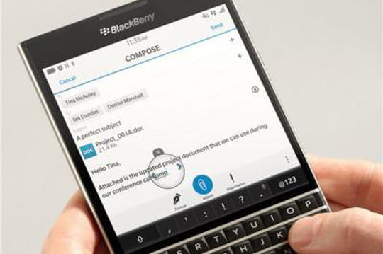 Passport de blackberry 0914