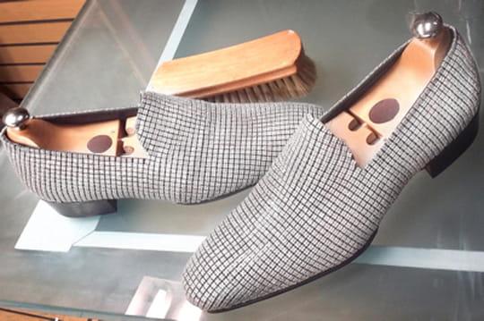 Chaussure la plus chère