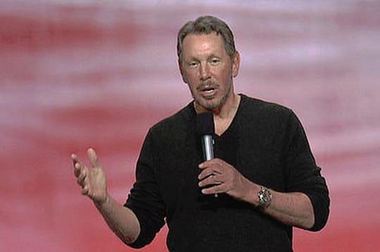 Oracle OpenWorld : Larry Ellison toujours sur les planches