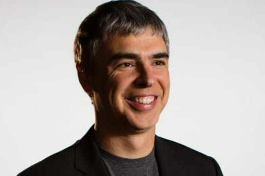 Larry Page biographie