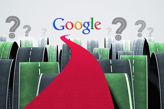 Travailler pour Google : les critères qui comptent