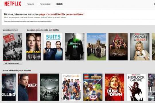 Orange va proposer Netflix... et lancer un service concurrent