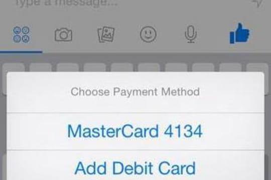 Facebook Messenger envoi argent 1014