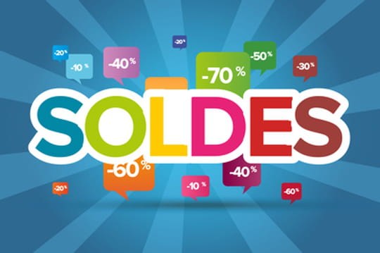 economie distribution  dates soldes
