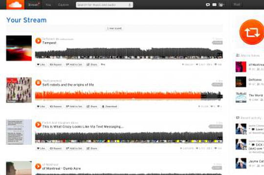 Soundcloud monétisation majors musique 1014