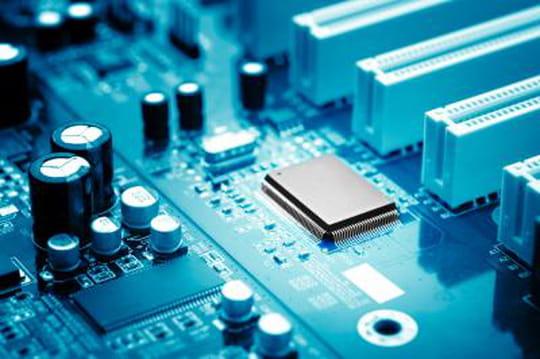 Trimestriels : malgré la crise des PC, Intel est en pleine forme