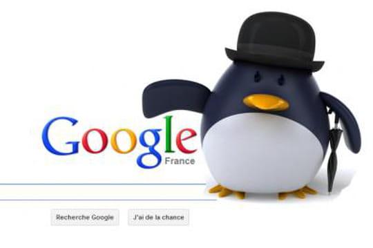 SEO : Google vient de déployer son filtre Penguin