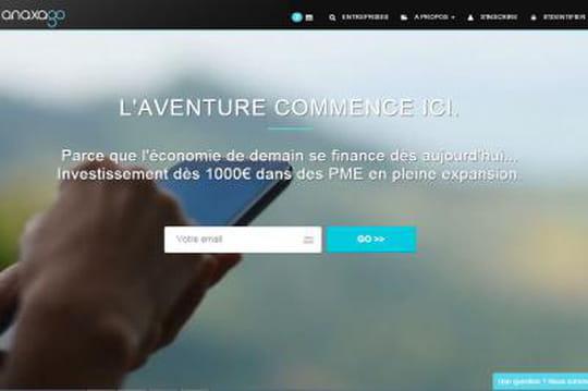 La plateforme de crowdfunding Anaxago lève deux millions d'euros