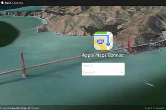 Maps Connect : Apple permet aux professionnels de se référencer