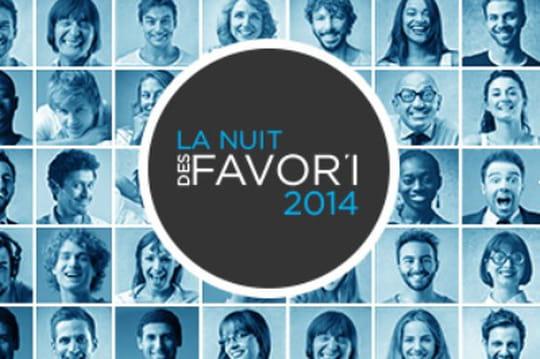 Nominés Favor'i 2014