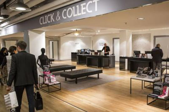 Etude click and collect