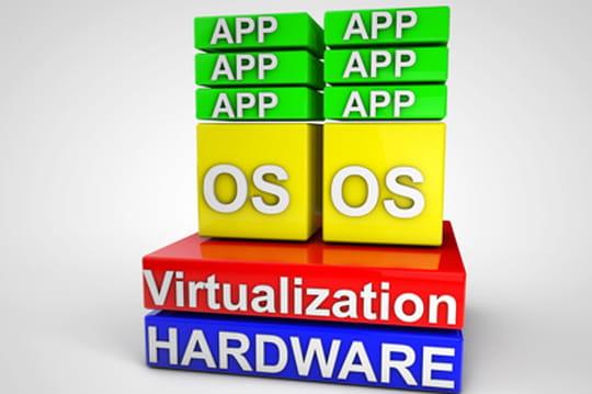 Virtualisation serveur dans une PME