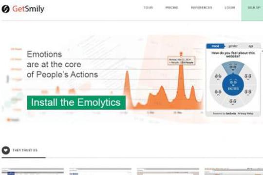 GetSmily lève 500 000 euros pour décrypter les réactions des consommateurs