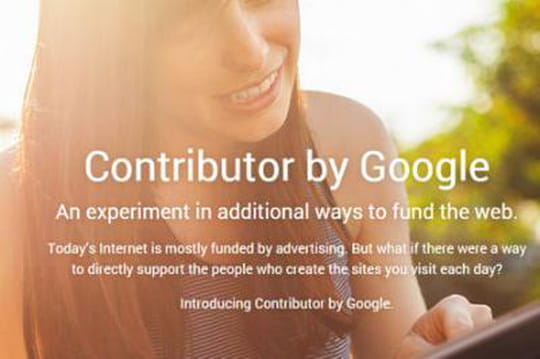 Google Contributor alternative publicité 1114